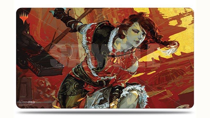 PLAY MAT -  ULTRA PRO MTG WAR OF THE SPARK ARLINN KORD FOR MAGIC PLAYMAT [ALTERNATE ART](24